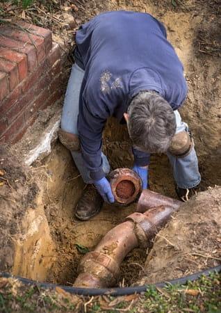 sewer repair kingsgrove